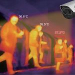 Human Body Temperature Camera